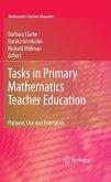 Tasks in Primary Mathematics Teacher Education (eBook, PDF)