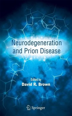 Neurodegeneration and Prion Disease (eBook, PDF)