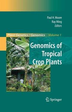 Genomics of Tropical Crop Plants (eBook, PDF)