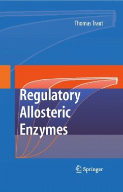 Allosteric Regulatory Enzymes (eBook, PDF) - Traut, Thomas