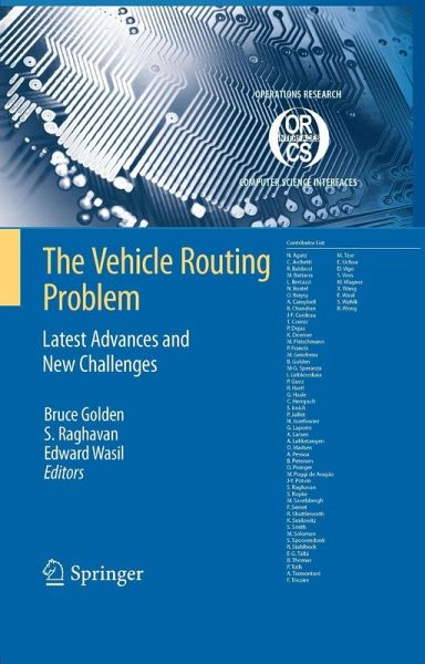 The Vehicle Routing Problem: Latest Advances and New Challenges (eBook, PDF)