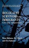 Holocaust Survivors and Immigrants (eBook, PDF)