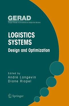 Logistics Systems: Design and Optimization (eBook, PDF)