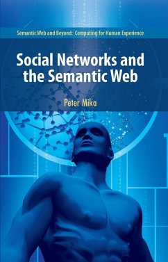 Social Networks and the Semantic Web (eBook, PDF) - Mika, Peter