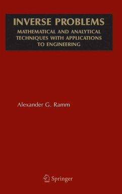 Inverse Problems (eBook, PDF) - Ramm, Alexander G.