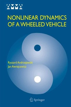 Nonlinear Dynamics of a Wheeled Vehicle (eBook, PDF) - Awrejcewicz, Jan; Andrzejewski, Ryszard