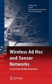 Wireless Ad Hoc and Sensor Networks (eBook, PDF)