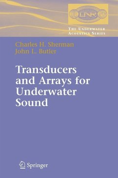 Transducers and Arrays for Underwater Sound (eBook, PDF) - Sherman, Charles H.; Butler, John L.