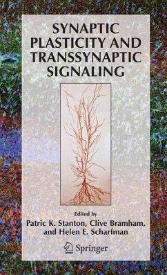 Synaptic Plasticity and Transsynaptic Signaling (eBook, PDF)