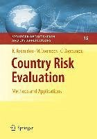 Country Risk Evaluation (eBook, PDF) - Kosmidou, Kyriaki; Doumpos, Michael; Zopounidis, Constantin
