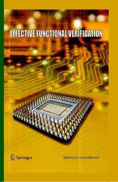 Effective Functional Verification (eBook, PDF) - Vasudevan, Srivatsa