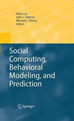 Social Computing, Behavioral Modeling, and Prediction (eBook, PDF)