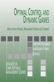 Optimal Control and Dynamic Games (eBook, PDF)