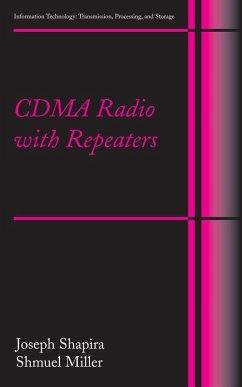 CDMA Radio with Repeaters (eBook, PDF) - Shapira, Joseph; Miller, Samuel