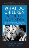 What Do Children Need to Flourish? (eBook, PDF)