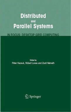 Distributed and Parallel Systems (eBook, PDF)