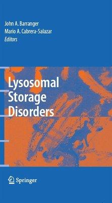 Lysosomal Storage Disorders (eBook, PDF) - Barranger, John A.; Cabrera-Salazar, Mario A.