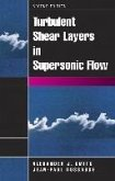 Turbulent Shear Layers in Supersonic Flow (eBook, PDF)