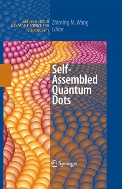 Self-Assembled Quantum Dots (eBook, PDF)