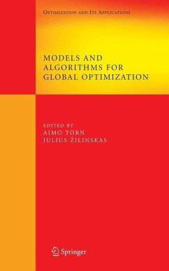 Models and Algorithms for Global Optimization (eBook, PDF)