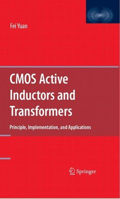 CMOS Active Inductors and Transformers (eBook, PDF) - Yuan, Fei