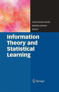 Information Theory and Statistical Learning (eBook, PDF)