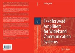 Feedforward Amplifiers for Wideband Communication Systems (eBook, PDF) - Legarda, Jon