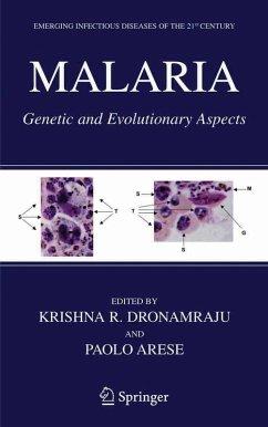 Malaria: Genetic and Evolutionary Aspects (eBook, PDF) - Dronamraju, Krishna R.; Arese, Paolo