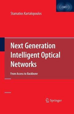 Next Generation Intelligent Optical Networks (eBook, PDF) - Kartalopoulos, Stamatios V.