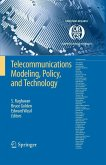 Telecommunications Modeling, Policy, and Technology (eBook, PDF)