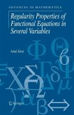Regularity Properties of Functional Equations in Several Variables (eBook, PDF)