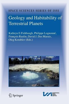Geology and Habitability of Terrestrial Planets (eBook, PDF)