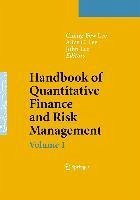 Handbook of Quantitative Finance and Risk Management (eBook, PDF)