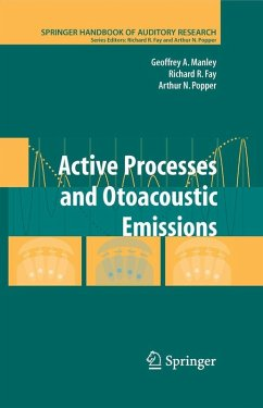 Active Processes and Otoacoustic Emissions in Hearing (eBook, PDF)
