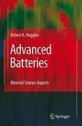 Advanced Batteries (eBook, PDF) - Huggins, Robert A.