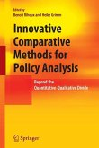Innovative Comparative Methods for Policy Analysis (eBook, PDF)
