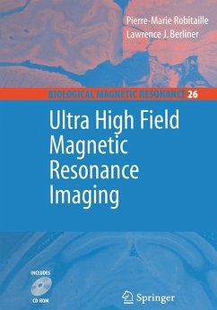 Ultra High Field Magnetic Resonance Imaging (eBook, PDF) - Berliner, Lawrence; Robitaille, Pierre-Marie