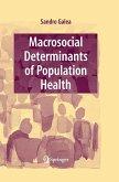 Macrosocial Determinants of Population Health (eBook, PDF)