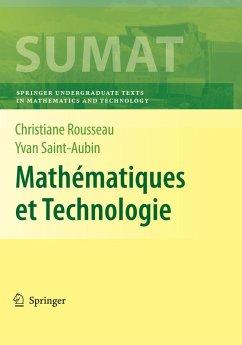 Mathématiques et Technologie (eBook, PDF) - Rousseau, Christiane; Saint-Aubin, Yvan