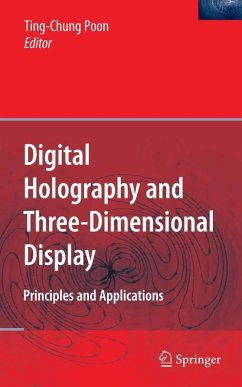 Digital Holography and Three-Dimensional Display (eBook, PDF)