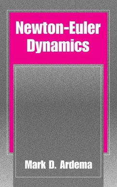 Newton-Euler Dynamics (eBook, PDF) - Ardema, Mark D.