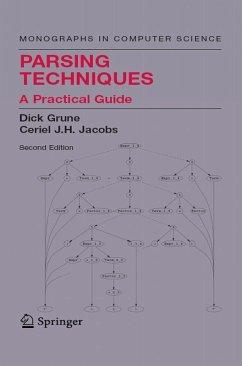 Parsing Techniques (eBook, PDF) - Jacobs, Ceriel J. H.; Grune, Dick