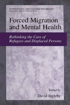 Forced Migration and Mental Health (eBook, PDF)