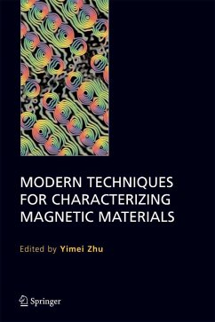 Modern Techniques for Characterizing Magnetic Materials (eBook, PDF)