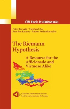 The Riemann Hypothesis (eBook, PDF)