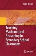 Teaching Mathematical Reasoning in Secondary School Classrooms (eBook, PDF)