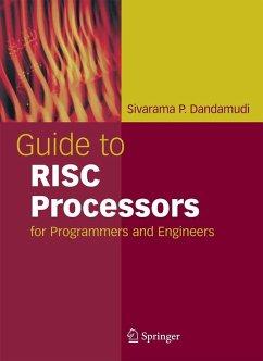 Guide to RISC Processors (eBook, PDF) - Dandamudi, Sivarama P.
