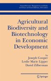 Agricultural Biodiversity and Biotechnology in Economic Development (eBook, PDF)