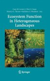 Ecosystem Function in Heterogeneous Landscapes (eBook, PDF)