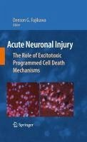 Acute Neuronal Injury (eBook, PDF)